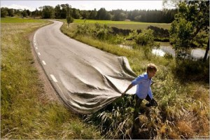 snelweg aanleggen