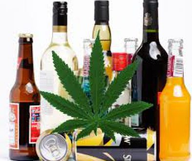 Alcohol of Cannabis